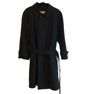 Burberry Black Men's Trench Coat